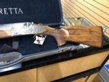 Beretta O/U 12 Gauge ShotGun - 1 of 5
