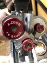 Simson Drilling - 16 Gauge 6.5x57 .22 Hornet