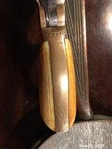 Sharps 4 Barrel .22 Fully Engraved Ivory Grips - 9 of 10