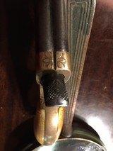Sharps 4 Barrel .22 Fully Engraved Ivory Grips - 3 of 10