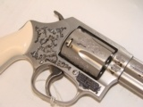 S&W 60-14 Engraved - 3 of 6