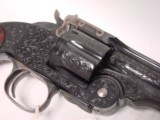 S&W Model 3 Schofield Engraved - 2 of 14