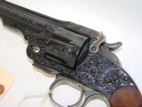S&W Model 3 Schofield Engraved - 9 of 14