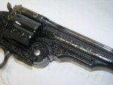 S&W Model 3 Schofield Engraved - 5 of 14