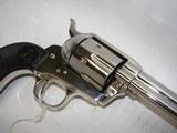Colt SAA 7.5 Nickel - 9 of 12