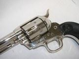 Colt SAA Nickel .357 - 2 of 11
