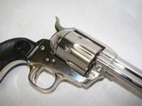 Colt SAA Nickel .357 - 8 of 11