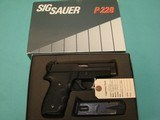Sig P228 W.Germany - 1 of 12