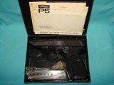 Walther P5 w/box