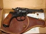 Century Russian Nagant Revolver