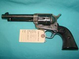 Colt SAA 2nd Gen - 1 of 12