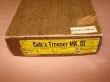 Colt Trooper MkIII - 1 of 16