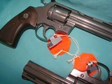 "Colt Python 4.25"" Consecutive Set - 5 of 7"