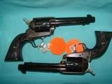 "Colt SAA Consecutive Set 5.5"""