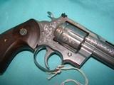 Colt Python Factory Engraved - 9 of 10
