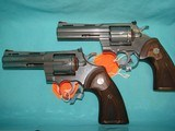"Colt Python 4.25"" Consecutive Set - 2 of 7"