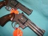 "Colt Python 4.25"" Consecutive Set - 6 of 7"