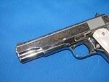 Colt 1911 Samuel Colt Commerative - 2 of 9