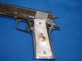 Colt 1911 Samuel Colt Commerative - 3 of 9