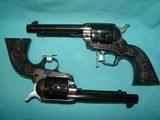 Colt SAA Consecutive Pair