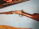 Winchester 1906 Pump Rifle 22 S. L. LR clean nice collector