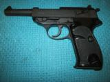 Walther P-38 II Very nice, Alloy Frame, 9mm