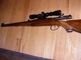 Mannlicher Schoenauer ,Model 1956in 358 Winchester, Full Stock