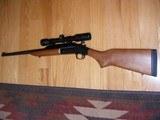 HarringtonRichardson Handi Rifle , 30-30with Scope , excellent condition