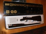 """Browning BSS 20ga. 3"""" Mag, Sporter , """" Made In Japan"""" with Box"""