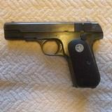 Colt Pocket pistol