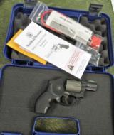 Smith & Wesson 340 PD 357 Magnum with Holster