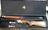 Browning Cynergy Classic O/U 28 Gauge and Invector Chokes