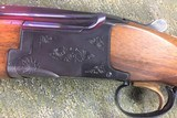 """Early Browning Citori """"Sporter"""" O/U 12 Gauge with English Stock - 4 of 15"""