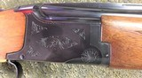 """Early Browning Citori """"Sporter"""" O/U 12 Gauge with English Stock - 12 of 15"""