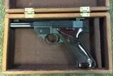 """Hi-Standard """"Field King"""" 22 long rifle heavy barrel - 9 of 10"""