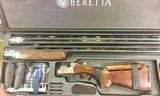 Beretta Silver Pigeon II 12 Gauge Combo, Top Single 12 Gauge Trap - 1 of 12