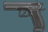 CZ 75 SP-01 Phantom 9mm 18+1 DA/SA Pistol with Decocker