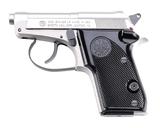 Beretta 21 Bobcat Inox .22 LR 7+1 Stainless Pistol