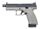 CZ P-10 Pistol Compact Grey Suppressor Ready Night Sights 17rd 91519