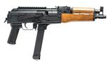 Century Arms Draco Nak9 AK-style 9mm Pistol HG3736-N