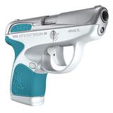 "Taurus Spectrum Double 380 ACP 2.8"" 6+1/7+1 Cyan Polymer Grip - 1007039320"