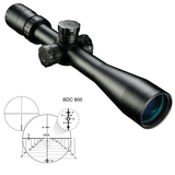 Nikon M-TACTICAL .308 4-16x42SF Rifle Scope BDC 800 Reticle Side Parallax Adjustments Matte Black - 16517