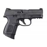 """FNH FNS-C 9mm 3.6"""" Barrel 12+1 / 17 Round Handgun - 66719"""