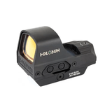 Holosun HE510C-GR Elite Reflex Sight 1x Magnification 2 MOA Dot/65 MOA - HE510C-GR