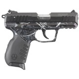Ruger SR22 Black Harvest Moon 22LR 3.5 Barrel 10 Rds 03637