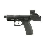 B&T USW A1 Semi Auto Pistol 9mm Luger - BT-430003