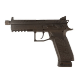 CZ P-09 Suppressor-Ready 21+1 9mm Handgun - 91270