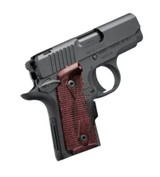 Kimber America Micro RCP (Refined Carry Package) .380 ACP Pistol With Crimson Trace Grips 3300094