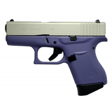 Glock 43 Purple/silver 9mm Fs 6+1 - W260-99310