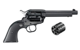 Ruger Single Six Revolver .22lr .22 Mag 5.5in 6rd Blued - 0629